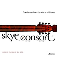 Skye Consort Cover
